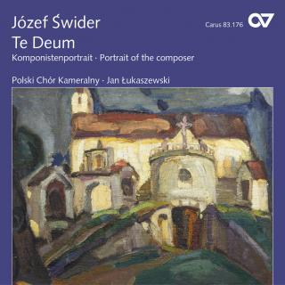 Swider: Te Deum - Portrait Of A Composer - Polish Chamber Choir/Lukaszewski, Jan