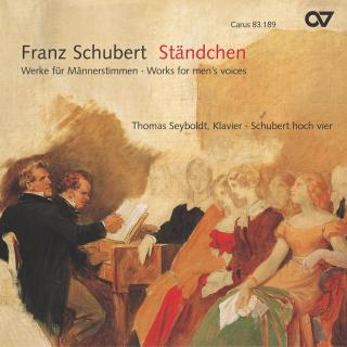 Schubert: Ständchen - Works For Men`S Choir - Schubert hoch vier