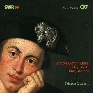 Kraus: String Quartets - Salagon Quartet
