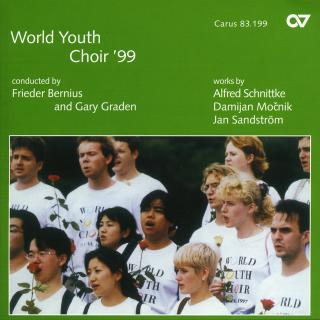 World Youth Choir `99 - World Youth choir `99/Bernius, Frieder/Graden, Gary