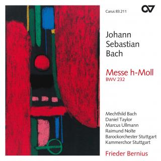 Bach: Mass In B Minor, Bwv232 - Bernius, Frieder/KAMMERCHOR STUTTGART