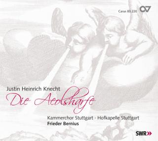 Knecht: Die Aeolsharfe - Romantic Opera In 4 Acts