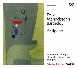 Mendelssohn: Antigone - Incidental Music, Op. 55 - Klassische Philharmonie Stuttgart/Bernius, Freider