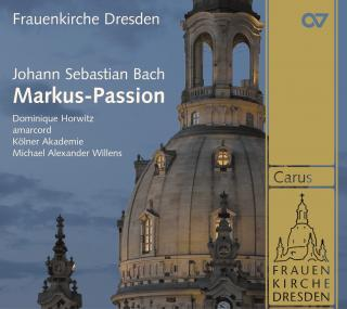 Bach: St Mark Passion, Bwv247 - Amarcord/Willens, Michael Alexander