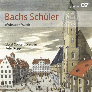 Motets By Bach'S Pupils - Vocal Concert Dresden/Kopp, Peter
