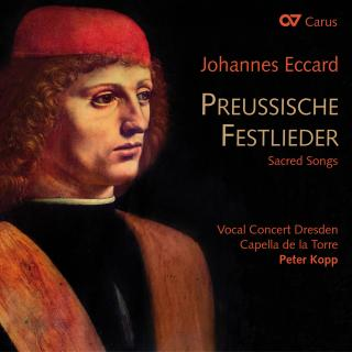 Prussian Sacred Songs - Works By Eccard And Stobaeus - Vocal Concert Dresden/Kopp, Peter