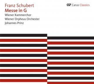 Schubert: Messe In G - Vienna Chamber Choir/Prinz, Johannes