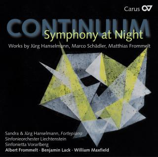 Continuum: Symphony At Night - Various