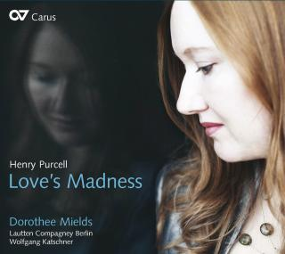 Purcell: Love'S Madness - Songs - Mields, Dorothee (soprano)
