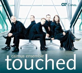 Touched: Just Love Songs - Calmus Ensemble