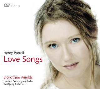 Purcell: Love Songs - Mields, Dorothee (soprano)