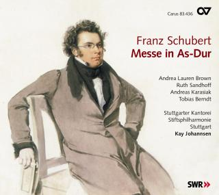 Schubert: Mass No. 5 In A Flat Major, D678 - Stuttgarter Kantorei/Johannsen, Kay