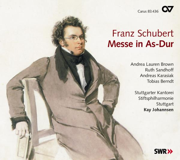 Schubert: Mass No. 5 In A Flat Major, D678 <span>-</span> Stuttgarter Kantorei/Johannsen, Kay
