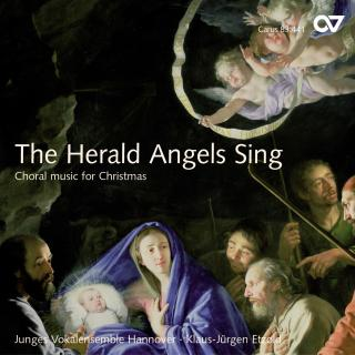 The Herald Angels Sing - Choral Music For Christmas - Junges Vokalensemble Hannover/Etzold, Klaus-Jurgen
