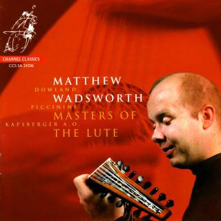 Masters Of The Lute - Wadsworth, Matthew (lute)