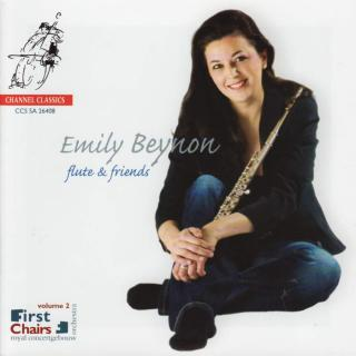 Emily Beynon: Flute & Friends - An inspiring collection of music for flute by female composers - Beynon, Emily (flute)