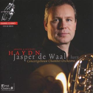 Haydn, Joseph: Horn Concertos and other works - Waal, Jasper de (horn)