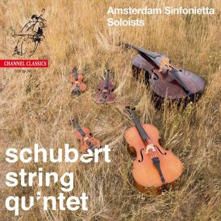 Schubert, Franz: String Quintet In C Major, D 956 - Amsterdam Sinfonietta soloists