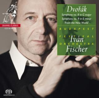 "Dvorak, Antonin: Symphony Nos. 8 & 9 ""From the New World"" - Budapest Festival Orchestra / Fischer, Ivan"