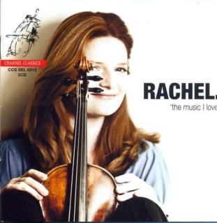 Rachel. 'the music I love' - Podger, Rachel (violin)