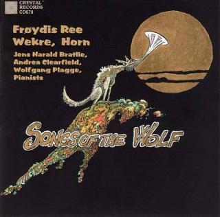 Songs Of The Wolf - Wekre, Frøydis Ree