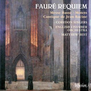 Faure, Gabriel: Requiem & other sacred music - Corydon Singers / English Chamber Orchestra / Best, Matthew (conductor)