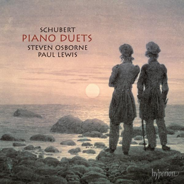 Schubert: Piano Duets <span>-</span> Lewis, Paul (piano) / Osborne, Steven (piano)