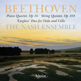 Beethoven, Ludwig van: Piano Quartet & String Quintet - The Nash Ensemble