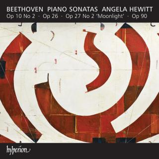 Beethoven: Piano Sonatas, Vol. 3 - Nos. 6, 12, 14 & 27 - Hewitt, Angela (piano)