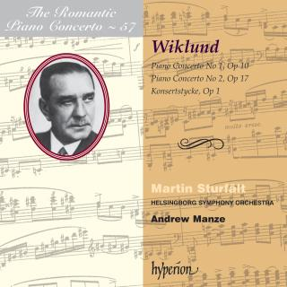 The Romantic Piano Concerto, Vol. 57 - Wiklund