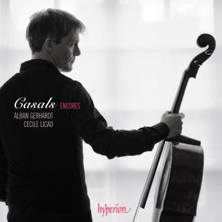 Casals Encores - Gerhardt, Alban (cello) / Licad, Cecile (piano)