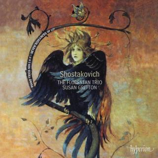Shostakovich: Piano Trios & Songs - The Florestan Trio / Gritton, Susan (soprano)