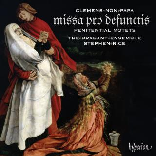 Clemens: Requiem & Penitential Motets - The Brabant Ensemble / Rice, Stephen