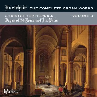Buxtehude: The Complete Organ Works, Vol. 3 - Herrick, Christopher (orgel)