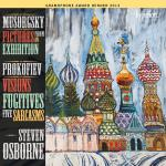 Musorgsky & Prokofiev: Pictures, Sarcasms & Visions <span>-</span> Osborne, Steven (piano)