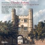 Handel: Chandos Anthems Nos. 5a, 6a & 8 <span>-</span> Trinity College Choir Cambridge / Orchestra of the Age of Enlightenment / Layton, Stephen