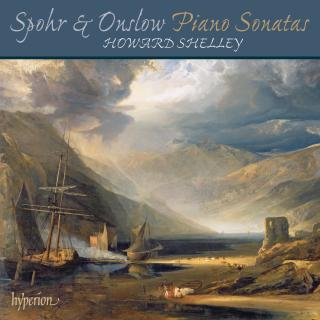 Louis Spohr & George Onslow: Piano Sonatas - Shelley, Howard (piano)