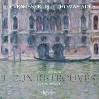 Lieux retrouvés - Music for cello & piano - Isserlis, Steven (cello) / Adès, Thomas (piano)