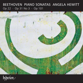 Beethoven: Piano Sonatas, Vol. 4: op. 22; 31,3; 101 - Hewitt, Angela (piano)