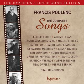 Poulenc: The Complete Songs - Johnson, Graham (piano) / Various Singers