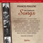Poulenc: The Complete Songs <span>-</span> Johnson, Graham (piano) / Various Singers