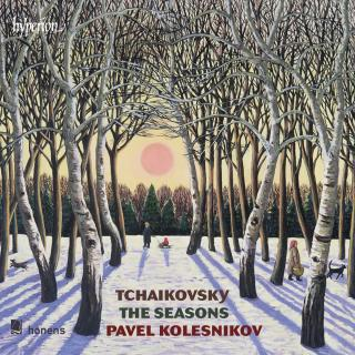 Tchaikovsky: The seasons - Kolesnikov, Pavel (piano)