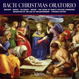 Bach: Christmas Oratorio BWV248 - Orchestra of the Age of Enlightenment / Trinity College Choir Cambridge / Layton, Stephen