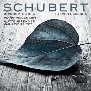 Schubert: Impromptus, Piano Pieces & Variations - Osborne, Steven (piano)