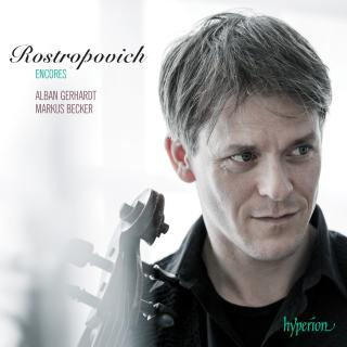 Rostropovich Encores - Gerhardt, Alban (cello) / Becker, Markus (piano)