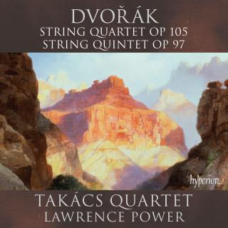 Dvorák: String Quartet & String Quintet - Power, Lawrence (bratsj) / Takács Quartet