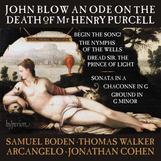 Blow: An Ode on the Death of Mr Henry Purcell - Arcangelo / Cohen, Jonathan