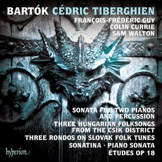 Bartók: Sonata for two pianos and percussion & other piano music