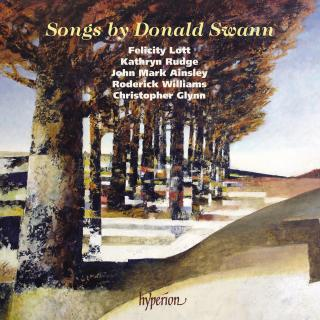 Donald Swann: Songs - Glynn, Christopher (piano) / Williams, Roderick (baritone) / Lott, Dame Felicity (soprano) / Rudge, Kathryn (mezzo) / Ainsley, John Mark (tenor)