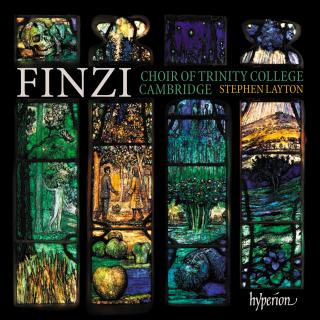 Finzi: Choral works - Trinity College Choir Cambridge / Layton, Stephen